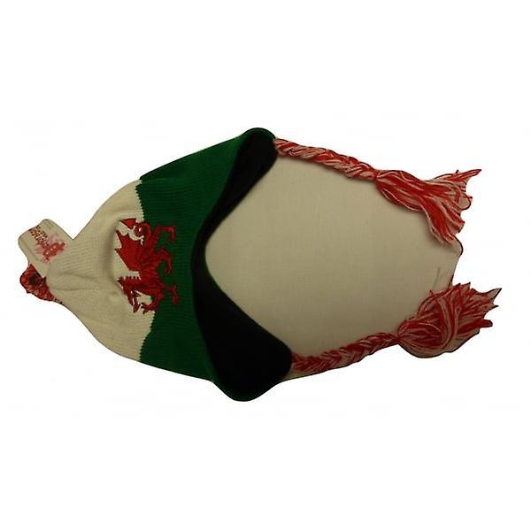 Union Jack Wear Welsh Dragon Peruvian Style Hat