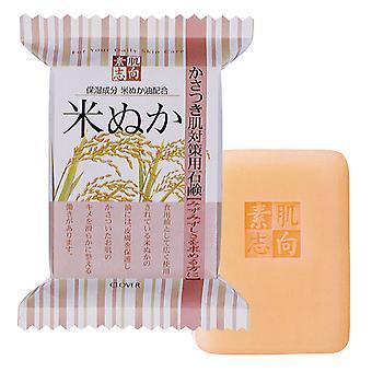 Suhadashikou ansikt vask såpe - riskli 120g