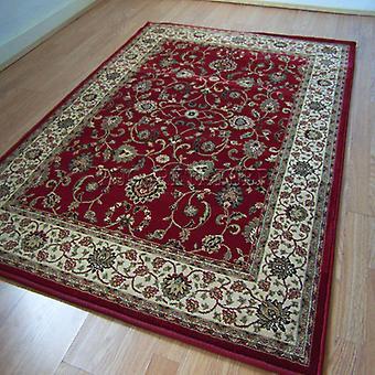 Teppiche - Taschkent rot & Creme - 137-R
