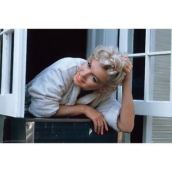 マリリン ・ モンロー - ウィンドウ棚ポスター ポスター印刷