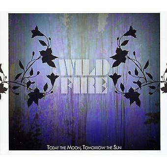 Today the Moon Tomorrow the Sun - Wildfire [CD] USA import