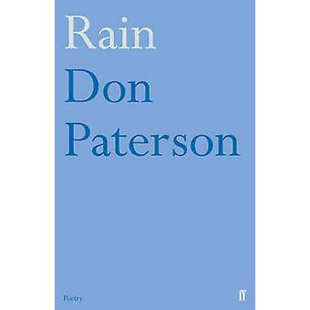 Rain (Main) by Don Paterson - 9780571249572 Book