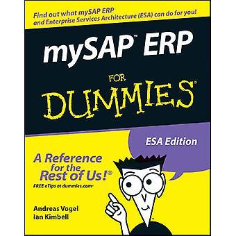 MySAP ERP voor Dummies door Andreas Vogel - Ian Kimbell - 9780764599958