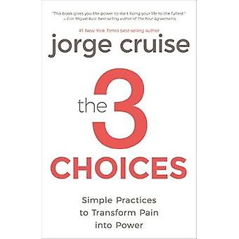 The 3 Choices by Jorge Cruise - 9781401946067 Book