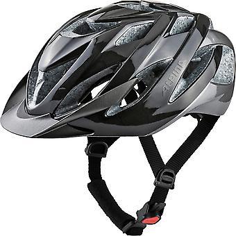 Το ποδήλατο κράνος Alpina Λαάρδα//σκοτεινό ασήμι