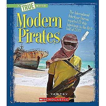 Modern Pirates (True Bookthe New Criminals)