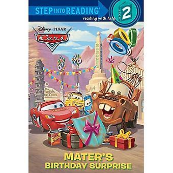 Maters födelsedag överraskning (Disney/Pixar bilar)