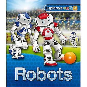 Ontdekkingsreizigers: Robots