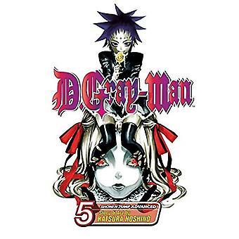 D. Gray-Man: Band 5 (D.Gray-Man)
