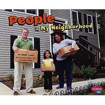 Persone nel mio quartiere (Pebble Plus: mio quartiere)