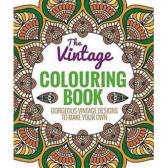De Vintage kleurboek (kleurboek)