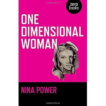 En dimensionell kvinna