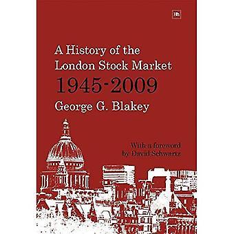 Een geschiedenis van de London Stock Market 1945-2009