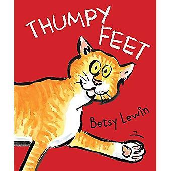 Thumpy pieds [cartonné]