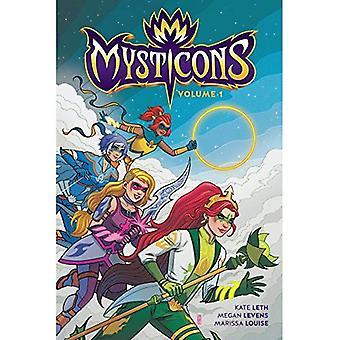 Mysticons volym 1