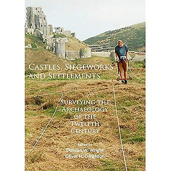 Castles, Siegeworks and Settlements: Surveying the Archaeology of the Twelfth Century