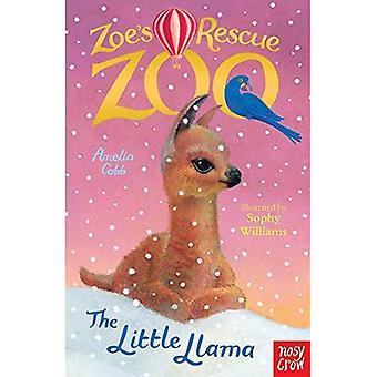 Zoe de Rescue Zoo: de kleine Llama (Zoe van Rescue Zoo)