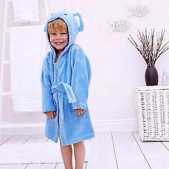 Elmo Elephant toddler bath robe