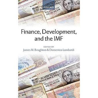 FINANSIERA utveckling IMF C av Boughton & Lombardi