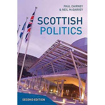 Scottish Politics by Cairney & Paul