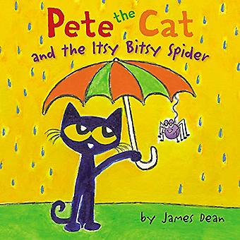 Pete o gato e a aranha de Itsy Bitsy (Pete o gato)