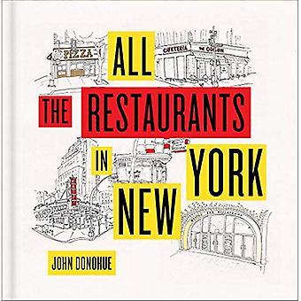 Todos los restaurantes de Nueva York