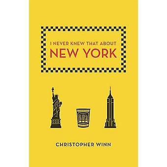 I Never Knew That about New York by Christopher Winn - Mai Osawa - 97