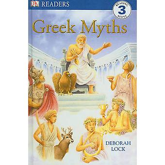 Greek Myths by Deborah Lock - 9781436450461 Book