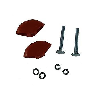 Flymo Turbo Compact 330 TC330 (9633307 - 01) Kit de fixation de poignée