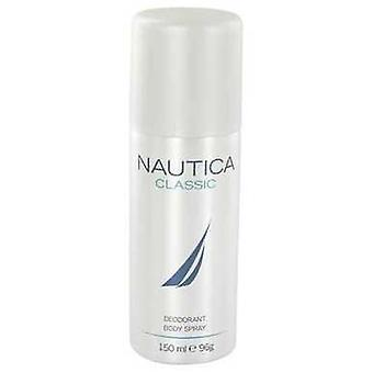 Nautica Classic by Nautica Deodarant Body Spray 5 oz (bărbați) V728-502898