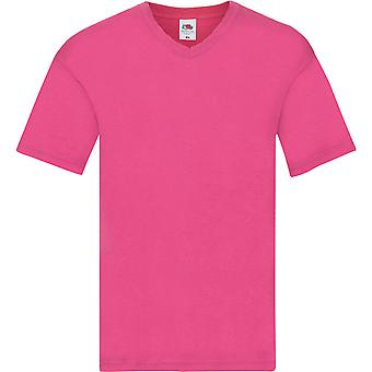 Fruit Of The Loom - Mens Layered T - T-Shirt