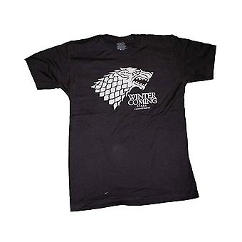 T-shirt masculin De Game of Thrones Stark Winter