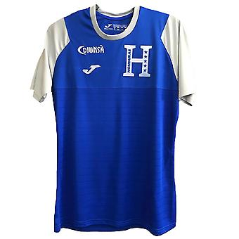 2019-2020 Honduras Joma Training Shirt (Blue)