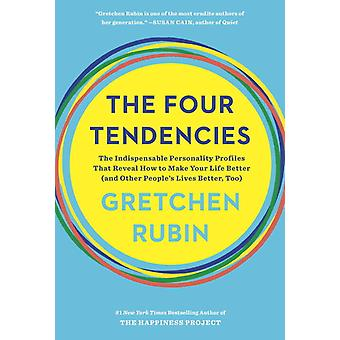 The Four Tendencies 9781524762421
