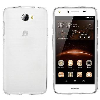 Huawei Y5 2 Silicone Case Transparent - CoolSkin3T