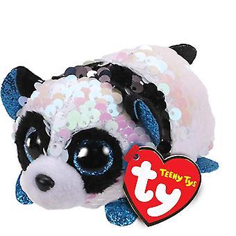TY Flippables Teeny Ty Bamboo the Panda