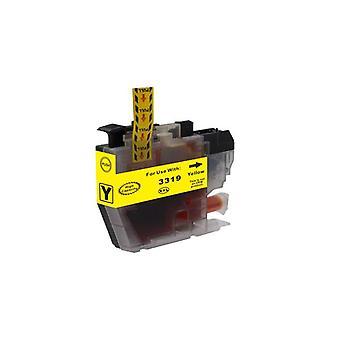 LC 3319 geel compatibele inkjetcartridge