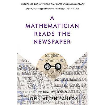 Ein Mathematiker liest die Zeitung (erste Handel Papier Edition) von Jo