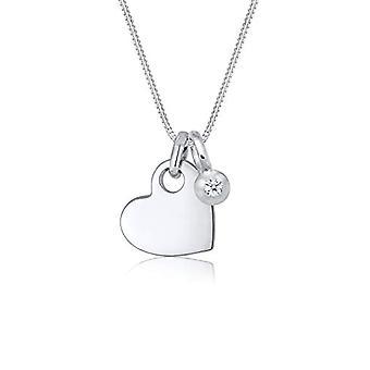 Elli PREMIUM Silver Women's pendant necklace - 0107672017_45