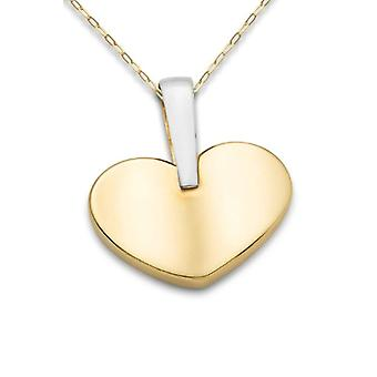 Miore MA9021N - Chain with women's pendant - 9k yellow gold (375) - 45 mm