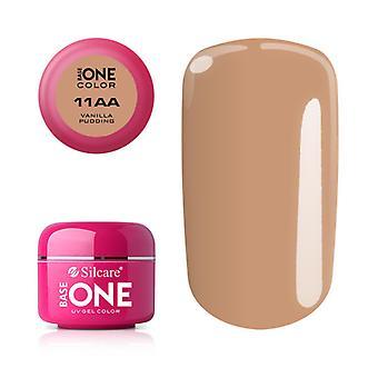 Base one-Color-Vanilla pudding 5g UV gel