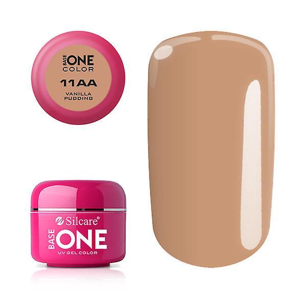 Base one - Color - Vanilla pudding 5g UV-gel