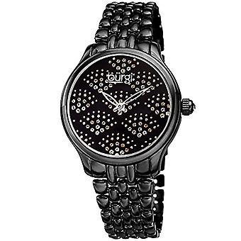 Burgi Clock Woman Ref. BUR205BK