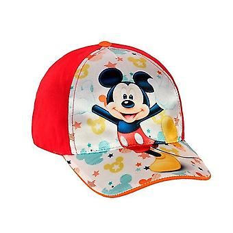 Mickey Mouse Cap Red