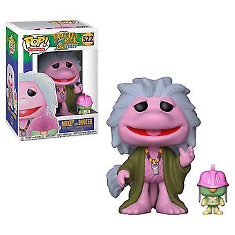Fraggle Rock Mokey with Doozer Pop! Vinyl