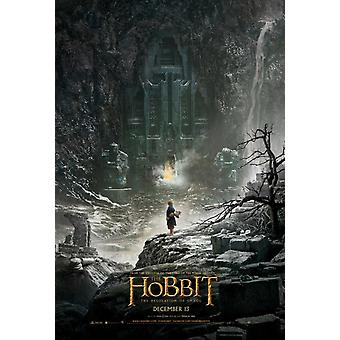 The Hobbit The Desolation Of Smaug Poster Double Sided Advance (2013) Original Cinema Poster