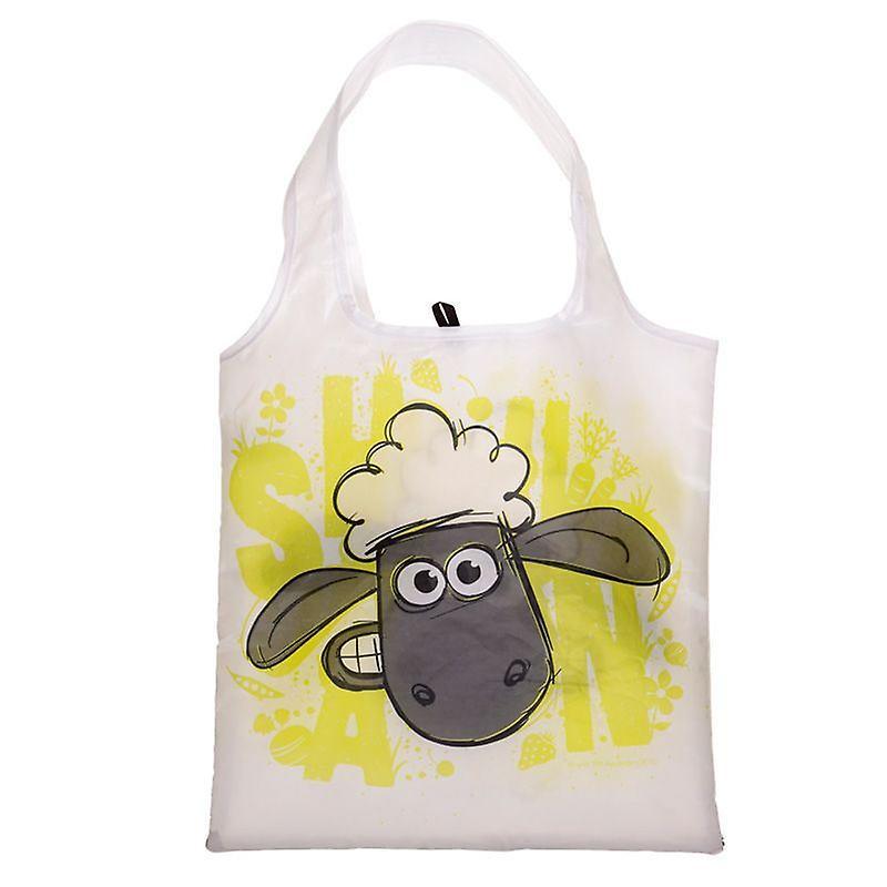 Foldable Bag - Aardman Shaun the Sheep