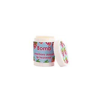 Bomb Cosmetics Intense Lip Treatment - Strawberry Daiquiri