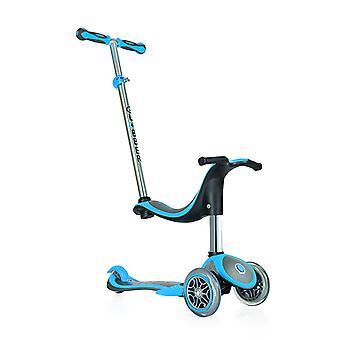 Globber unisex Child Evo 4-em-1 scooter-céu azul