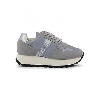 Bikkembergs - Shoes - Sneakers - FEND-ER_2087_SILVER-GREY - Women - Silver - 41